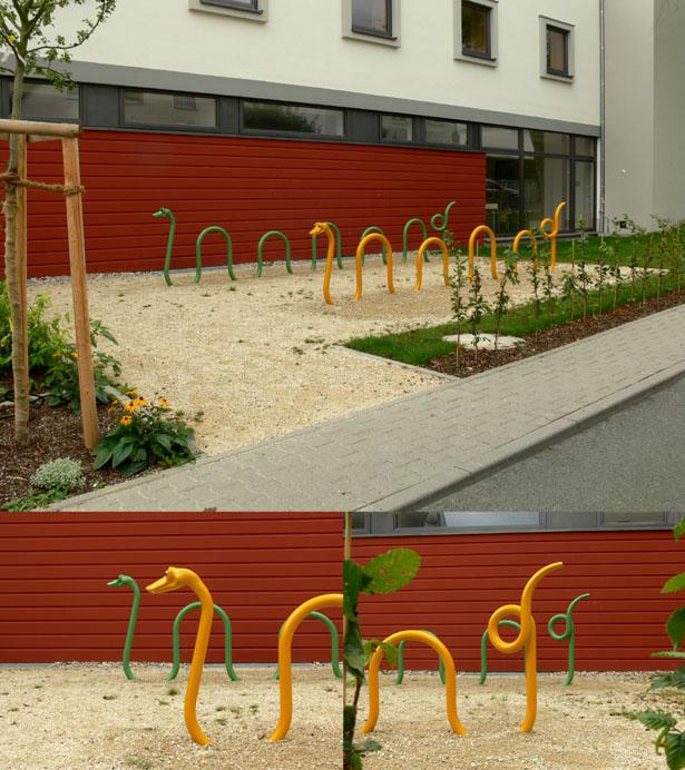 Kindertagesstätte Frankfurt am Main-Seckbach Radbügel
